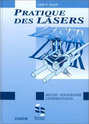 9782866610784: Pratique des lasers