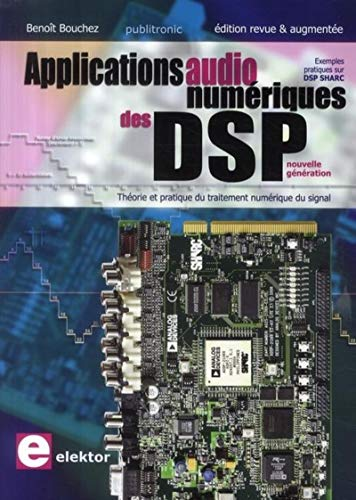 9782866611644: Applications audionumériques des DSP (French Edition)