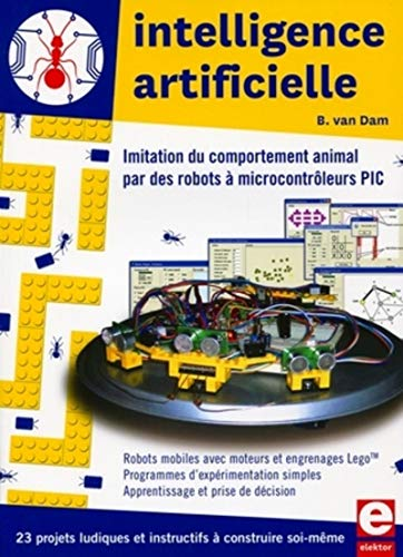Intelligence artificielle (French Edition): Bert Van Dam