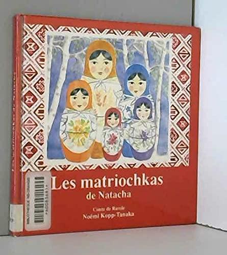 9782866620455: Les matriochkas de Natacha Conte de Russie