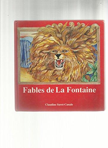 9782866620479: Fables De La Fontaine . illustrations claudine suret-canale