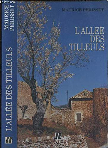 9782866651152: L'allee des tilleuls: Roman (Collection Herme-Best) (French Edition)