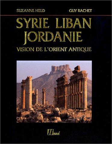 9782866652579: Syrie, Liban, Jordanie