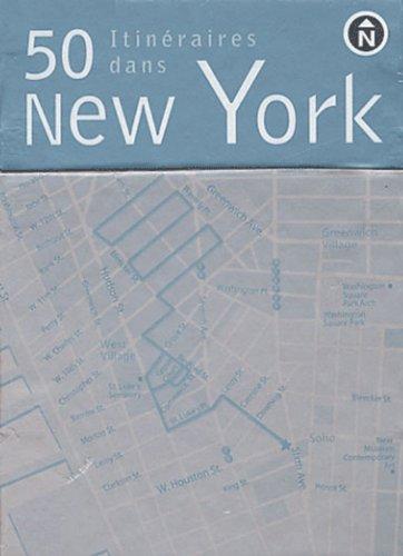 9782866653842: 50 itinéraires à New-York