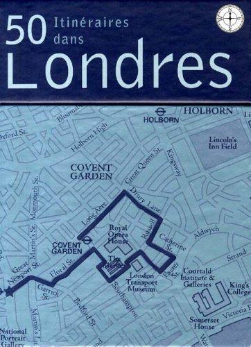 9782866654351: 50 Itin�raires dans Londres