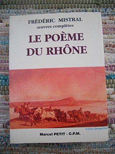 9782866731120: LE POEME DU RHONE