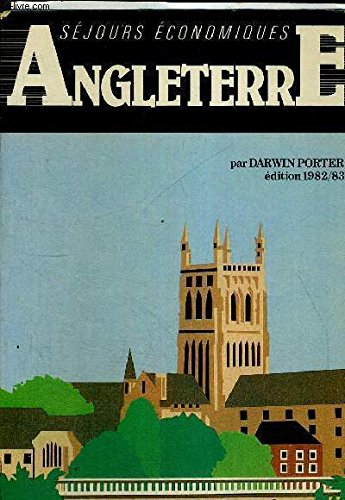 Angleterre (Les Guides M.A.): n/a