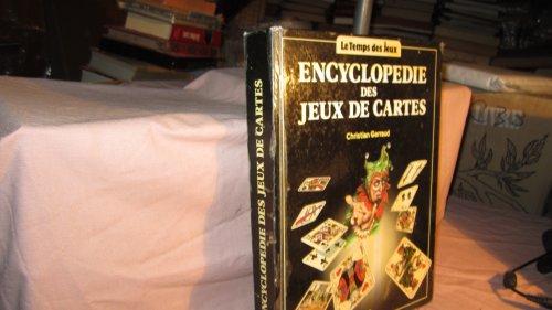 Encyclopedie des jeux de cartes: GARRAUD CHRISTIAN