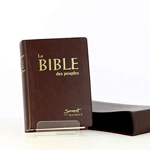 9782866794255: La Bible des peuples