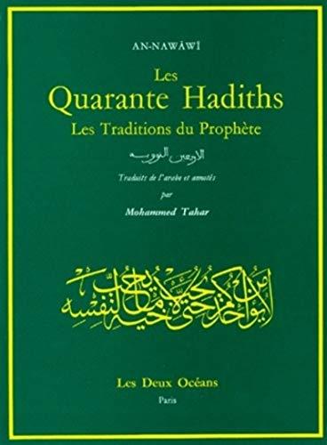 9782866810399: les quarante hadiths