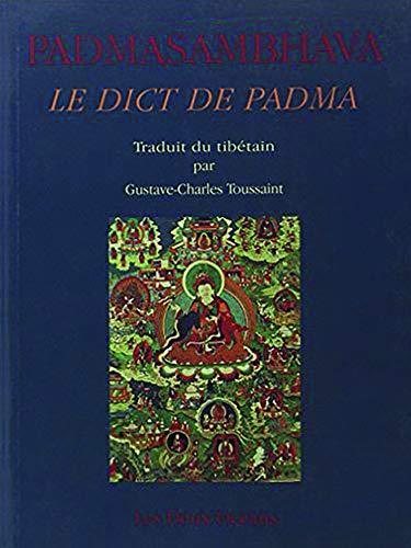 Padmasambhava, le dict de Padma (9782866810511) by Anonyme
