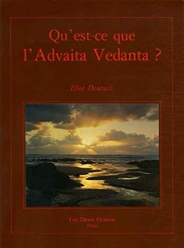 9782866811051: Qu'est-ce que l'Advaita Vedanta ?