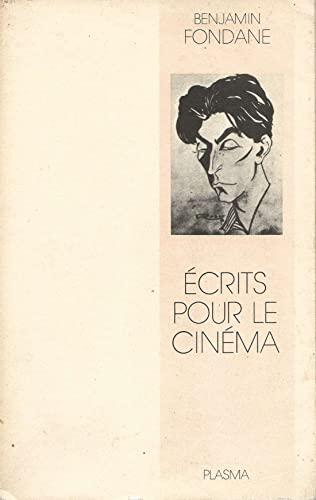 9782866960186: Ecrits pour le cinéma: Le muet et le parlant (French Edition)