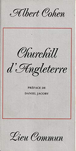 9782867050459: Churchill d'Angleterre