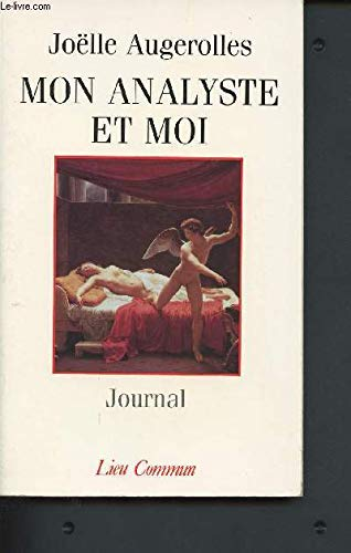9782867051296: Mon analyste et moi: Journal (French Edition)