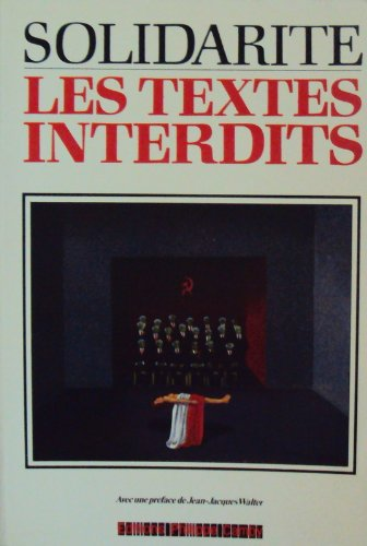 9782867100031: Les Textes interdits (French Edition)