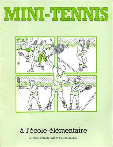 9782867130564: Mini-tennis : � l'�cole �l�mentaire
