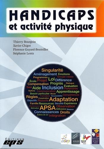 9782867134876: Handicaps et activité physique