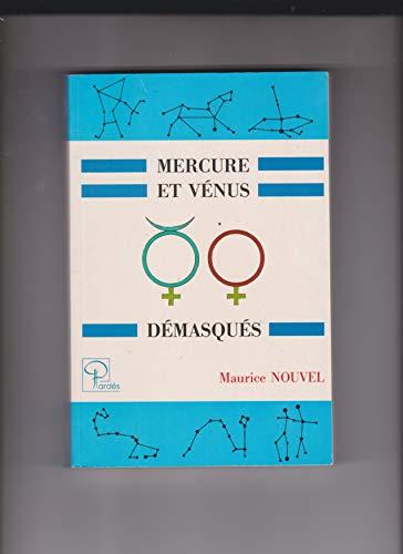 9782867141027: Mercure et venus demasques : etude esoterique et statistique