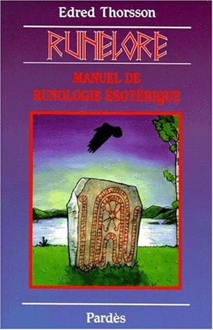 9782867141232: Runelore : Manuel de runologie ésotérique