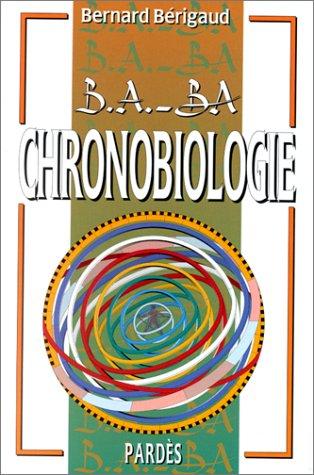 9782867142086: Chronobiologie