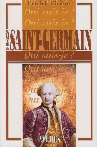 9782867143892: Comte de Saint-Germain (French Edition)