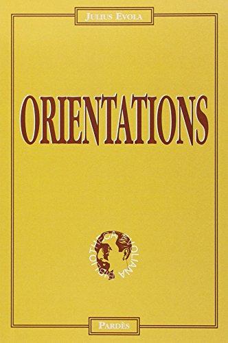9782867144509: Orientations