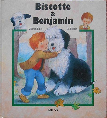 9782867264085: Biscotte et Benjamin :