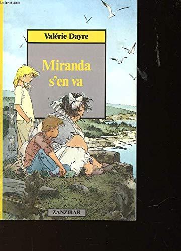 9782867264245: Miranda s'en va