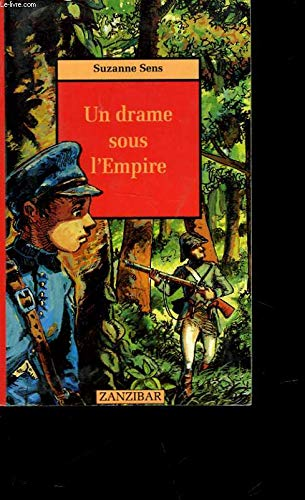 9782867268557: Un drame sous l'Empire