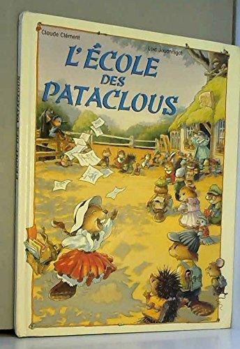 9782867269820: L'école des Pataclous