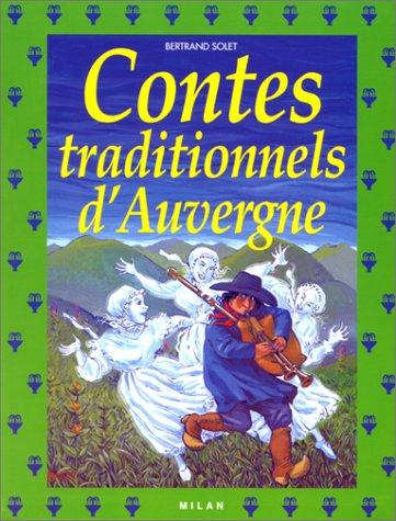 9782867269899: Contes traditionnels d'Auvergne