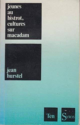 9782867380433: Jeunes au bistrot, culture sur madacam (Ten) (French Edition)