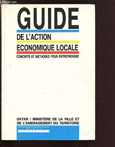 Guide De L'Action Economique Locale
