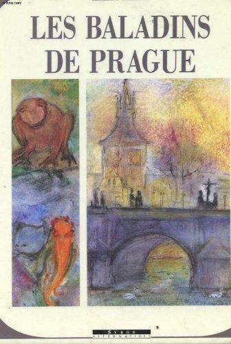 9782867386466: Les baladins de Prague