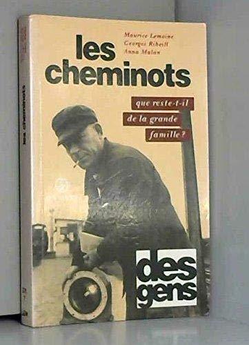 9782867389047: Les cheminots : que reste-t-il de la grande famille?