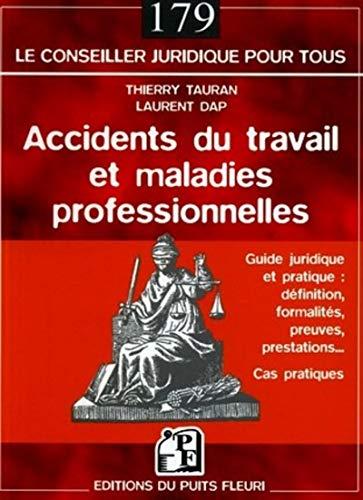 Accidents du travail et maladies professionnelles: Tauran, Thierry, Dap,