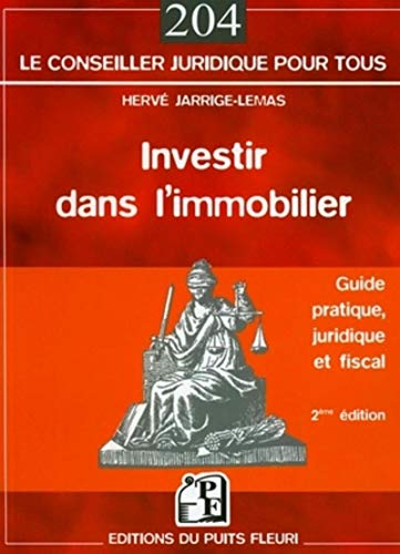 9782867392894: Investir dans l'immobilier (French Edition)