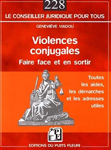 Violences conjugales (French Edition): Geneviève Madou