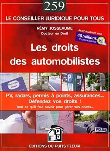Les droits des automobilistes: R�my Josseaume