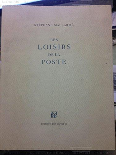 9782867420825: Les Loisirs de la poste
