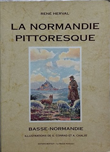 9782867431869: La Normandie pittoresque : Basse-Normandie
