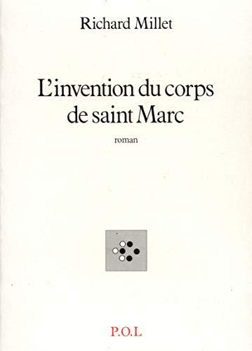 9782867440014: L'Invention du corps de saint Marc