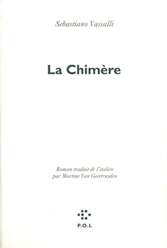 Chimere (French Edition) (2867443032) by Sebastiano Vassali