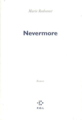 9782867444234: Nevermore: Roman (French Edition)