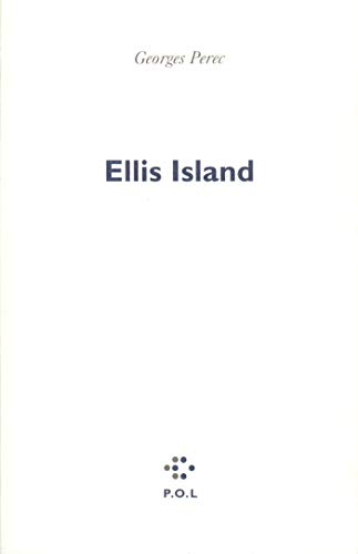 9782867444821: Ellis Island (French Edition)