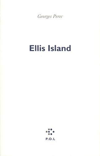 9782867444821: Ellis Island (Fiction)