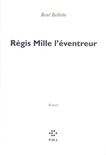 9782867445101: Régis Mille l'éventreur (Fiction)