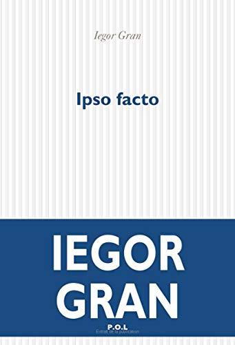 9782867445958: Ipso facto - Roman