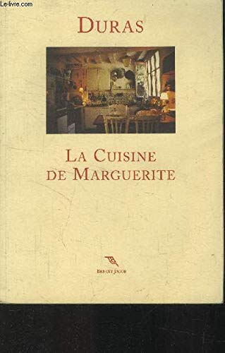 9782867446795: La cuisine de Marguerite (French Edition)